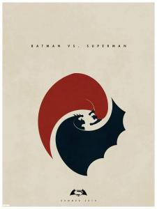 Batman-vs-Superman-Minimal