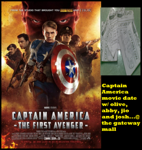 captain movie date