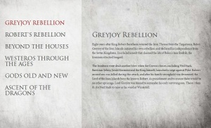 GOT GREYJOY REBELLION