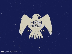 GOT House of Arryn Banner