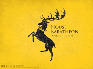 GOT House of Baratheon Sigil