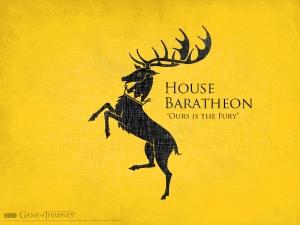 GOT House of Baratheon Sigil