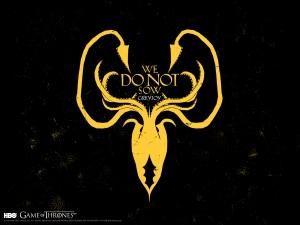 GOT House of Greyjoy Banner