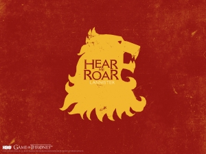 GOT House of Lannister Banner