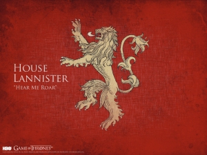 GOT House of Lannister Sigil