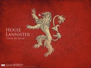 GOT House of Lannister Sigil