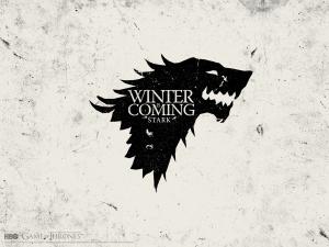 GOT House of Stark Banner