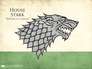 GOT House of Stark Sigil