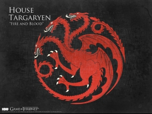 GOT House of Targaryen Sigil