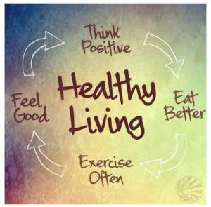 Healthy Living Mantra