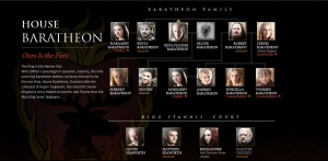 House Baratheon S3
