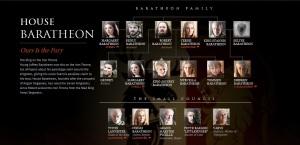 House Baratheon S3A