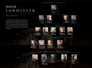 House Lannister S3