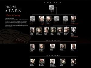 House Stark S3