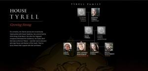 House Tyrell S3
