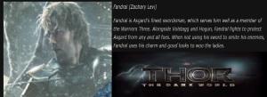 Thor Fandral 10