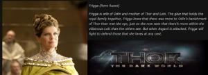 Thor Frigga 13