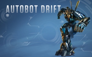 Transformer-AOE-Characters-Drift