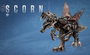 Transformer-AOE-Characters-Scorn