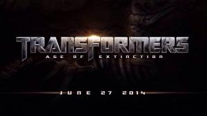 Transformers Age of Extinction Logo