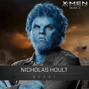 X-Men Days of Future Past Beast Nicholas Hoult
