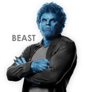 X-Men Days of Future Past Beast