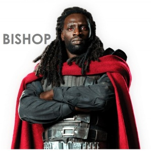 X-Men Days of Future Past Bishop