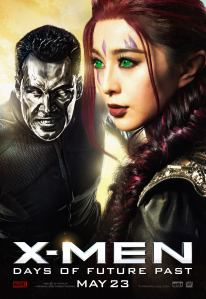 X-Men Days of Future Past Blink and Colossus