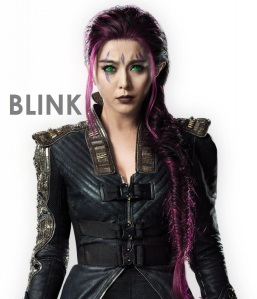 X-Men Days of Future Past Blink