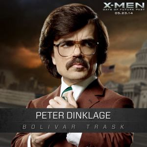 X-Men Days of Future Past Bolivar Trask Peter Dinklage