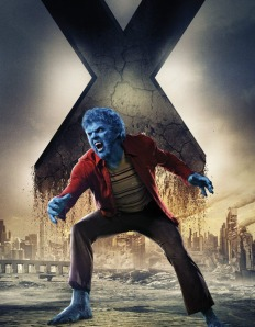 X-Men Days of Future Past Character Poster Beast