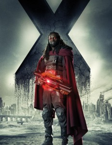 X-Men Days of Future Past Character Poster Bishop