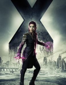 X-Men Days of Future Past Character Poster Blink