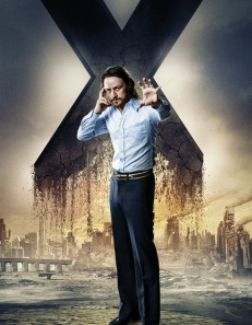 X-Men Days of Future Past Character Poster Charles-Xavier