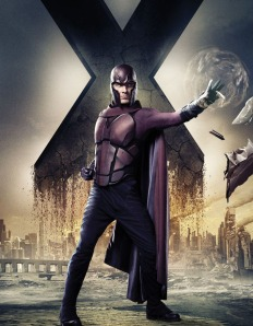 X-Men Days of Future Past Character Poster Erik Lehnsherr