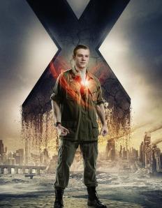 X-Men Days of Future Past Character Poster Havok