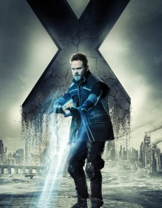 X-Men Days of Future Past Character Poster Iceman