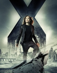 X-Men Days of Future Past Character Poster Kitty Pryde
