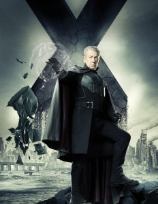 X-Men Days of Future Past Character Poster Magneto