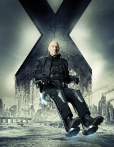 X-Men Days of Future Past Character Poster Professor-X