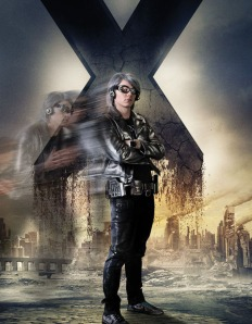 X-Men Days of Future Past Character Poster Quicksilver