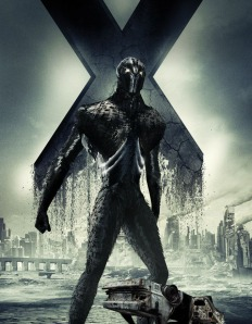 X-Men Days of Future Past Character Poster Sentinel Future