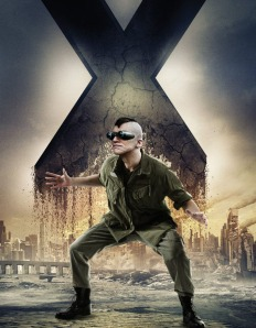 X-Men Days of Future Past Character Poster Toad