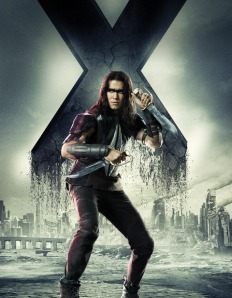 X-Men Days of Future Past Character Poster Warpath