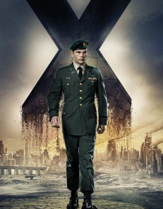 X-Men Days of Future Past Character Poster William Stryker