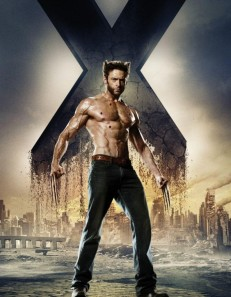 X-Men Days of Future Past Character Poster Wolverine Boneclaws