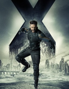 X-Men Days of Future Past Character Poster Wolverine