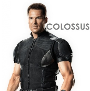 X-Men Days of Future Past Colossus
