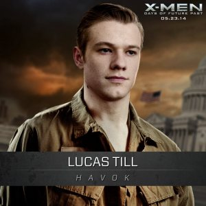 X-Men Days of Future Past Iceman Havol Lucas Till