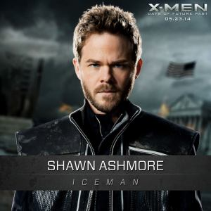 X-Men Days of Future Past Iceman Shawn Ashmore